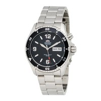 "Orient Men's CEM65001B ""Black Mako"" Automatic Dive Watch"