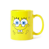 SpongeBob Graphic Coffee Mug