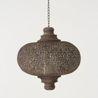 Small Filigree Waltz Lantern - Anthropologie.com