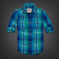 North Jetty Twill Shirt