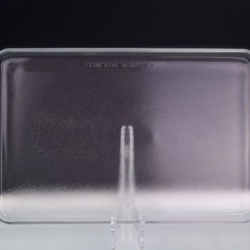 GE Profile Spacemaker II Rectangular Glass Microwave Tray Replacement