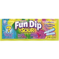 Fun Dip Sour Dipping Candy