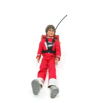 Mork from Ork Doll w/ Talking Space Pack Vintage Mattel Figure 1979 Robin Williams