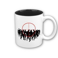 Aim for the Head! - mug from Zazzle.com