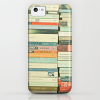 Bookworm iPhone & iPod Case by Cassia Beck