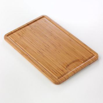 Food Network Bamboo Carving Board
