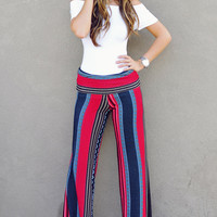 Fall Into The Tribe Pants: Multi | Hope's