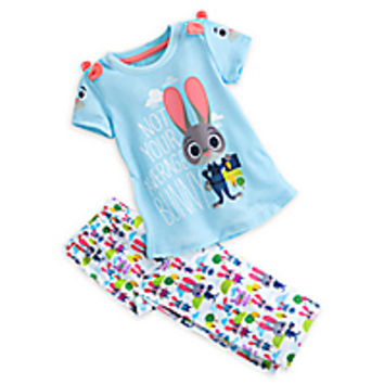 Zootopia Sleep Set for Girls