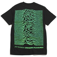 Joy Division x PLEASURES Up T-Shirt Black