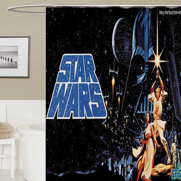 Shop Star Wars Curtains On Wanelo
