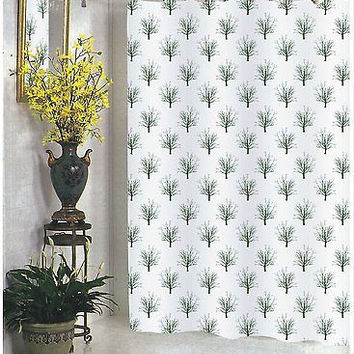 Best Fabric Tree Shower Curtain Products On Wanelo