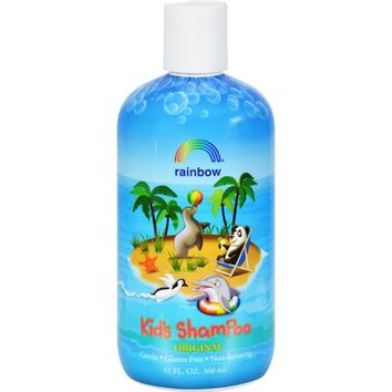 Organic Herbal Shampoo For Kids ( 3 - 12 FZ)