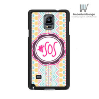 5 second of summer aztec chevron For Samsung Galaxy Note 3 | 4 Case