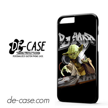 Dj Yoda Star Wars For Iphone 6 Iphone 6S Iphone 6 Plus Iphone 6S Plus Case Phone Case Gift Present