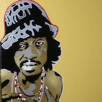 L..K.ART by AbstractGraffitiShop on Etsy
