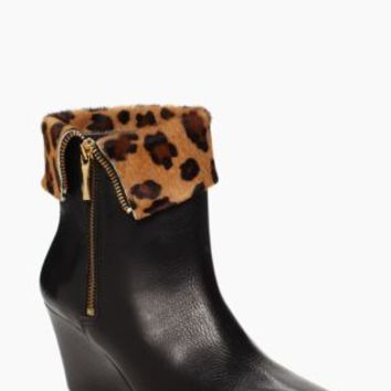 Kate Spade Volte Wedge Booties