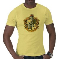 Hufflepuff Crest Shirts from Zazzle.com