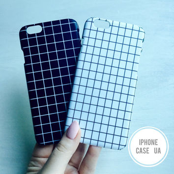 Grid Lines Case, Square phone case, iPhone 6 Plus Case, iPhone 6 Case, iPhone 5S, iPhone 5C, iPhone 5, iPhone 4s Case, Samsung Galaxy S4, S5
