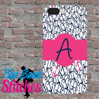 Designer Inspired Custom Anchor, Monogram phone 4, 4s, 5 and Samsung III Cases!