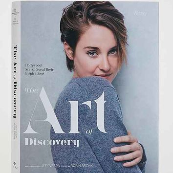 The Art Of Discovery: Hollywood Stars Reveal Their Inspirations By Robin Bronk- Assorted One