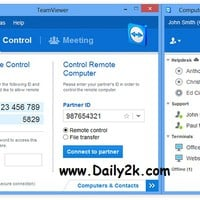 TeamViewer 9 Full Crack,Serial Key Letest Version 2016 With Patch