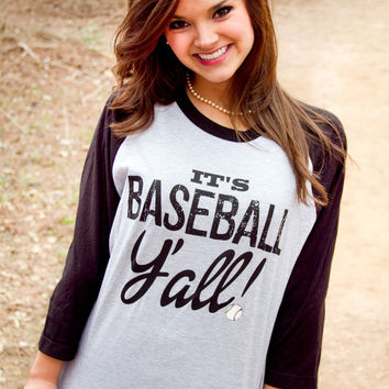ATX Mafia It's Baseball Y'all T-Shirt
