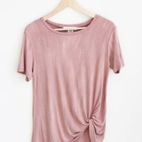 GiGi Tie Top - More Colors