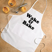 Wake and Bake Apron for Early Morning Cookers