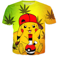 Pikachu Smoking Bong