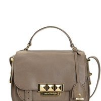 Rockstar Leather Small Satchel by Juicy Couture