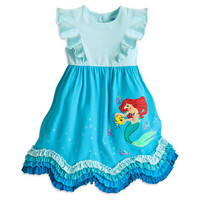 Disney Ariel Knit Dress for Girls | Disney Store