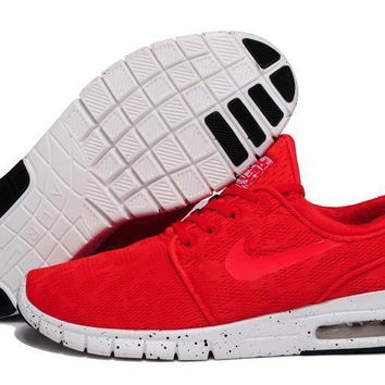 nike sb stefan janoski max unisex sport casual small air cushion sneakers couple running shoes