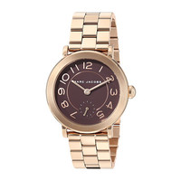 Marc Jacobs Riley Three-Hand Watch
