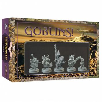 Goblins! Expansion Pack For Labyrinth The Board Game