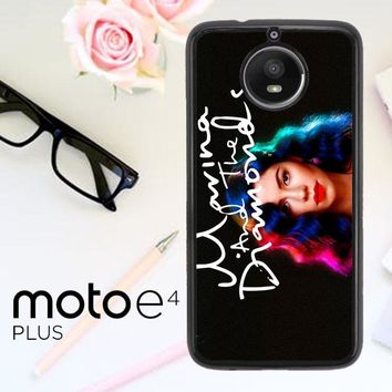 Marina And The Diamonds Z1529 Motorola Moto E4 Plus Case