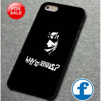 Joker Why so Serious for iphone, ipod, samsung galaxy, HTC and Nexus Case