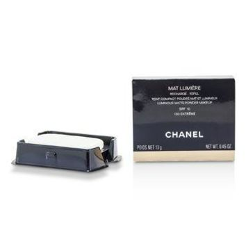 Chanel Mat Lumiere Luminous Matte Powder Makeup Refill SPF10 - # 130 Extreme Make Up