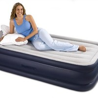 Intex Deluxe Pillow Rest Rising Comfort Twin | deviazon.com