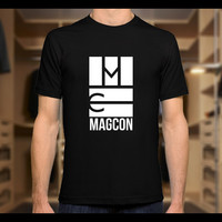 Magcon Logo Design T-Shirt for Men and Women Size XS,S,M,L,XL,2XL,3XL