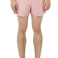 Topman Pigment Wash Swim Trunks | Nordstrom