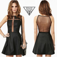 Cross Sexy Dress from Blacksheeps!