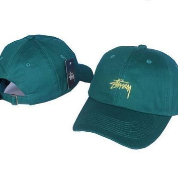 LMOFN1 Perfect Stussy Women Men Embroidery Sports Hip Hop Baseball Cap Hat