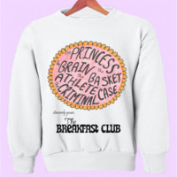 The Breakfast Club Crewneck
