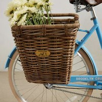 Surfside Bike Basket by Anthropologie Neutral One Size Gifts