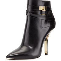 Averie Pointed-Toe Bootie