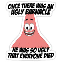 The Ugly Barnacle
