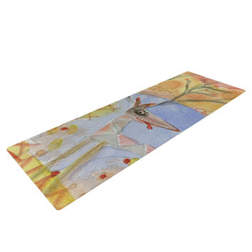 "Marianna Tankelevich ""Promise of Magic"" Yoga Mat"