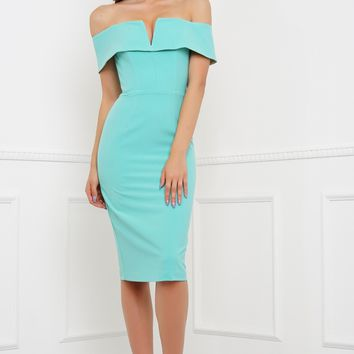 Skylyn Dress - Jade