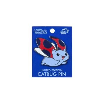 CATBUG POUNCE PIN