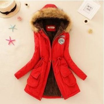 Hats Cotton Winter Korean Jacket [39682015258]
